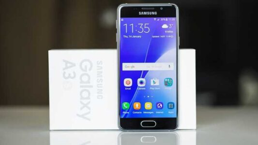 AndroidPIT Samsung Galaxy A3 2016 2 w782