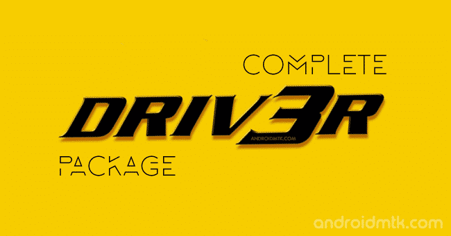 Driver Package دانلود مجموعه کامل درایور گوشی Complete Driver Package
