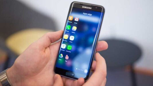 samsung galaxy s7 edge out about 26